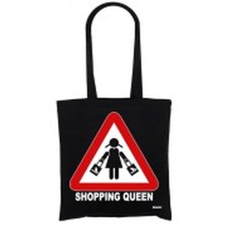 BAGzilla Tasche Shopping Queen A