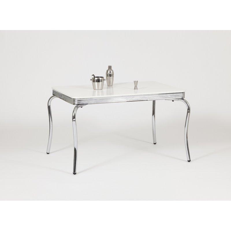 american diner tisch 50er retro style king 1 249 00. Black Bedroom Furniture Sets. Home Design Ideas