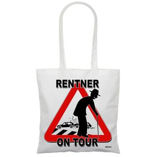 BAGzilla Tasche Rentner on tour