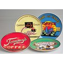 Coffeebrands Teller 4 Stck. Set Tommy