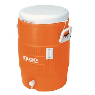 Igloo Kühlbehälter Seat Top 5 Gallon  ORANGE